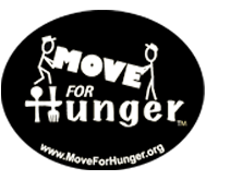 Logo of Move For Hunger