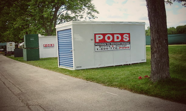 Real People: Using PODS Portable Storage and HireAHelper