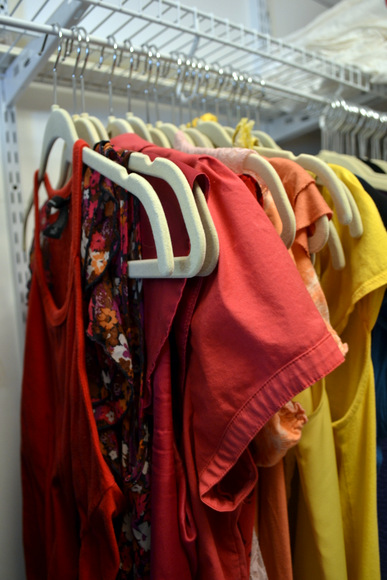 Diy Corner How Do I Move Hanging Clothes