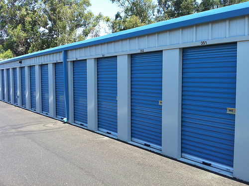 Photo of Self Storage Units