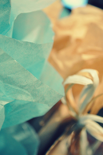 Photo of Tissue Paper