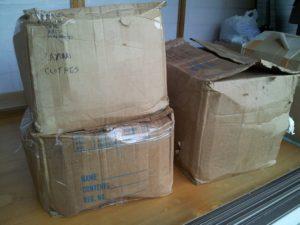 Damaged Moving Boxes 2
