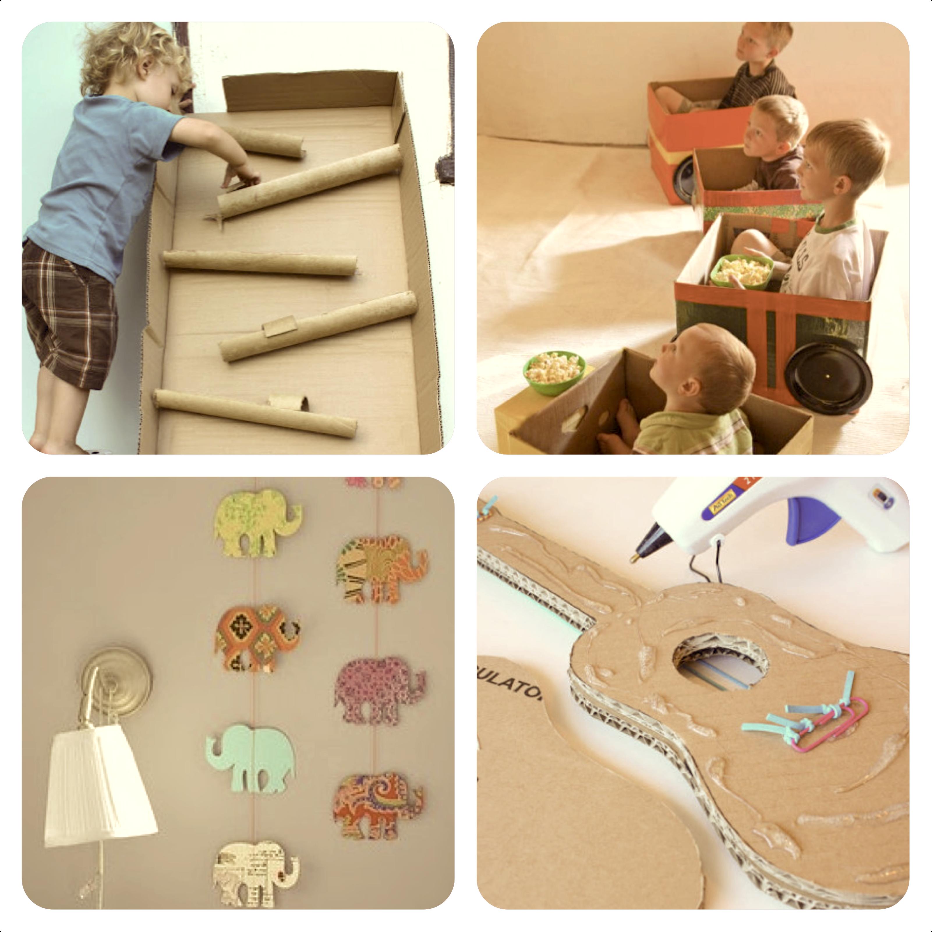 Diy Cardboard Hacks For Kids