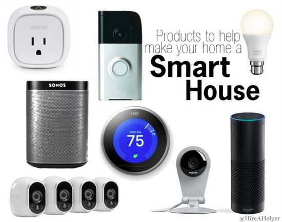 Building A Smart Home 11 Sleek Products To Do Just That